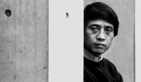 Tadao Ando. Photo by Luca Vignelli